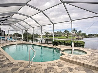 NEW! 3BR Cape Coral House w/Heated Pool!