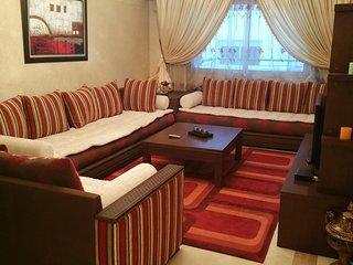 Big apartment in Rabat w/ balcony