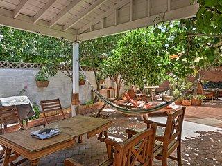 NEW! Artsy 3BR + Loft San Pedro House w/ Courtyard!