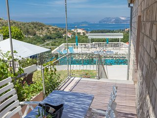 Apartments Oleander Sea View - Three Bedroom Apartment with Terrace and Sea View