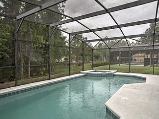 NEW! 5BR Davenport House w/Private Pool & Spa!