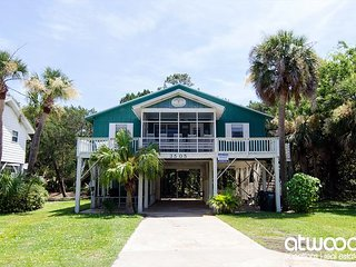Homesley - Second Row, St. Helena Sound, Pet Friendly