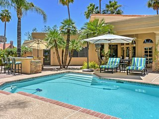 NEW! 4BR Luxury Scottsdale Home w/ Pool & Jacuzzi!