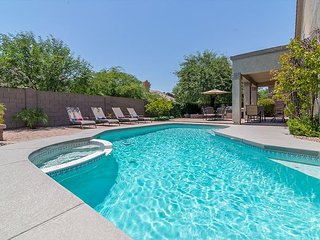 RARE 5 Bedroom w/ Pool & Spa In Sought After Kierland Scottsdale!