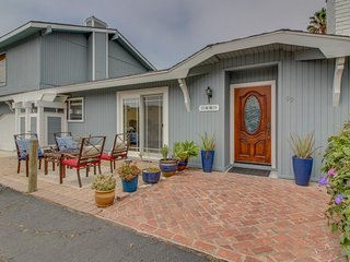 Spacious dog-friendly Cayucos duplex just moments from the beach and town!
