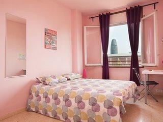 Double room in Barcelona