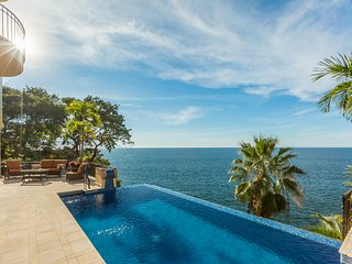 6 br Gorgeous villas in Mismaloya location in Puerto Vallarta