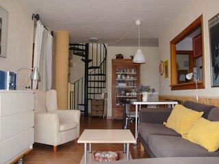 Duplex in Zahara de los Atunes 100507