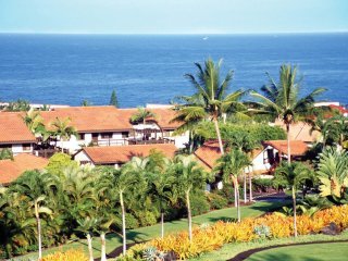 Spacious Beautiful Villa at Kona Coast Resort Hawaii