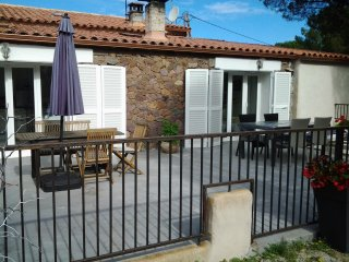 Casa a ronca - House with one room in Calenzana, with terrace