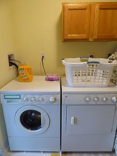 free front loader washer and dryer