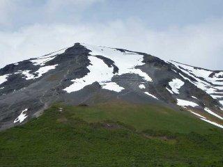Mount Marathon and Race Point, site of world famous Mt Marathon Race