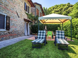 House with 3 rooms in Castelnuovo di Garfagnana, with furnished terrace and WiFi