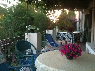 House with 2 rooms in sciacca, with mountain view and garden 5 km from the beach