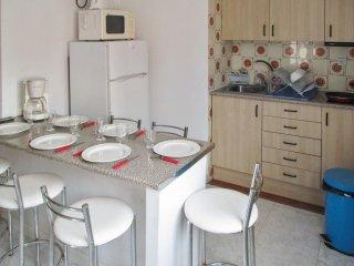 Classic Andorran apartment w/WiFi