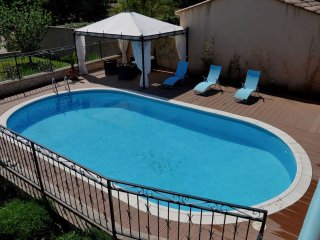 House in Gargas with private pool