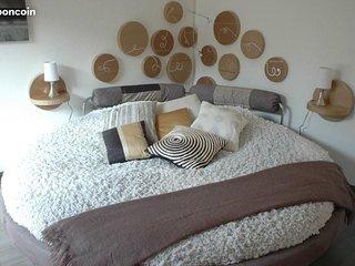Chambres d' hôtes dans Villa confort Climatisation Portes de Montauban