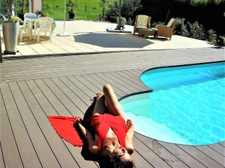 ap. 3,5, dans villa 20 min. des Vevey et Montreux