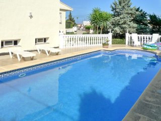 House on Costa Blanca with pool