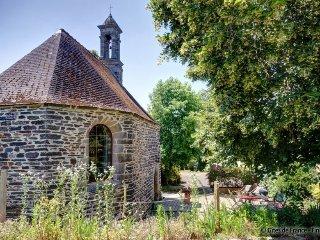 Gite atypique dans une chapelle