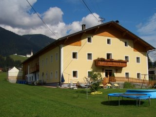 Lovely flat in Tyrol, Austria, with modern amenities