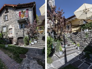 Charming Cottage near Locarno/ Lake