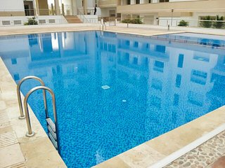 Comfortable flat in Agadir w/pool