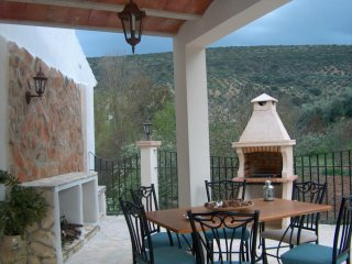 House with 5 rooms in zambra, with furnished terrace and wifi