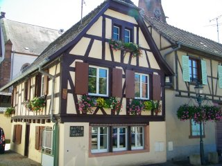 House with 4 bedrooms in Scherwiller, with enclosed garden and WiFi