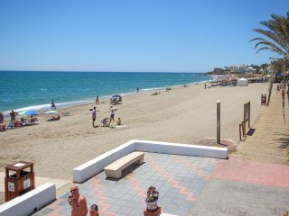 1995 - 3 bed beach front townhouse, La Cala de Mijas, Mijas Costa