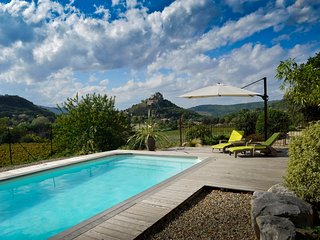 House w/ private pool near Ventoux