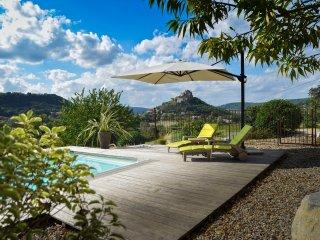 House w/ private pool near Ventoux