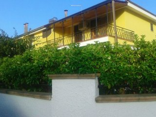 Villa with 2 rooms in marina di sibari, with garden 800 m from the beach