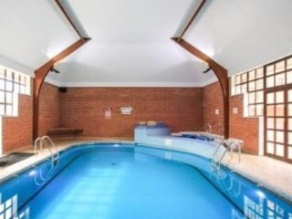 Quayside on Shoreham Beach with heated indoor pool, gym with Quay Views