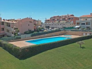 Studio in Agde, with private pool and furnished terrace - 50 m from the beach