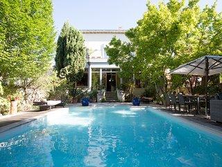 Grande Villa avec Piscine Bordeaux Centre