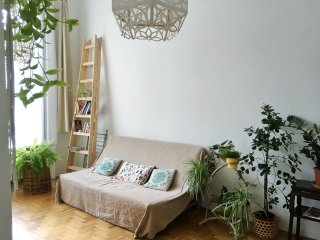 Green flat in the heart of Budapest - pet friendly