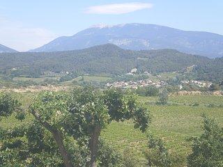 Maisonnette à 2kms de Vaison la Romaine