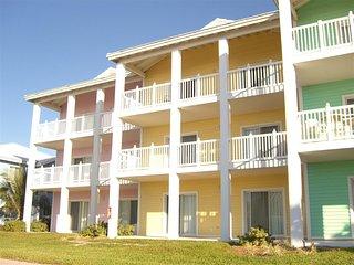Bimini Bay Resort & Casino 2/2 Ocean View , 2nd floor (50'Marina slip available)