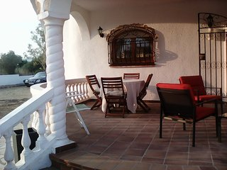 House with 4 bedrooms in Camarles, with furnished terrace - 6 km from the beach