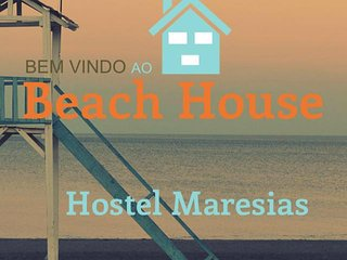 Beach House Maresias Hostel