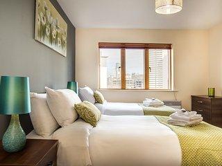 Village B -  2 bedroom En Suite Birmingham Centre Apartment