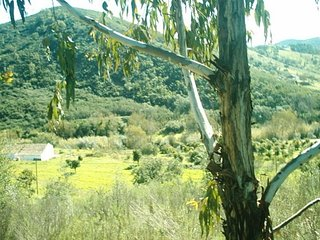 Algarve mountain retreat