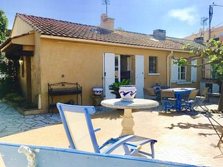 House with 2 bedrooms in Cogolin, with terrace - 4 km from the beach