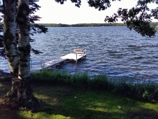 New! 3BR Lakefront Cabin Near Mille Lacs Lake!