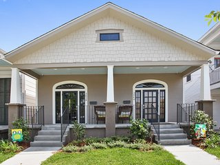 Grand Route Masterpiece!  New 4BR near JazzFest