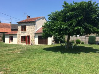 Charmante maison au cœur du Haut Limousin