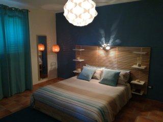 Villa Peppino - Soggiorno in Relax, Stanza privata piano terra con veranda