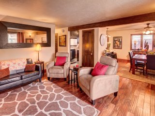 2BR/2BA Condo at Motherlode, Heart of Old Town Steps to Town Lift