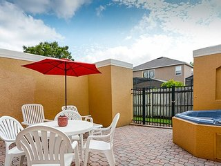 Terra Verde Resort Townhome- Kissimmee vacation townhome with Private Spa and